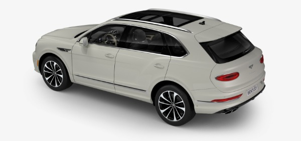 New 2021 Bentley Bentayga V8 for sale Sold at Bentley Greenwich in Greenwich CT 06830 4