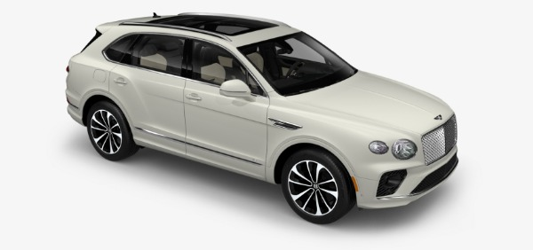 New 2021 Bentley Bentayga V8 for sale Sold at Bentley Greenwich in Greenwich CT 06830 5