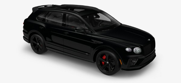 New 2021 Bentley Bentayga V8 for sale $223,710 at Bentley Greenwich in Greenwich CT 06830 5