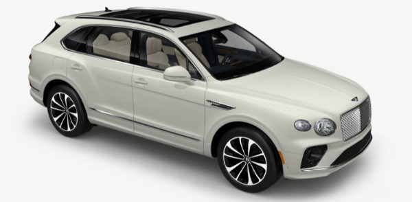 New 2021 Bentley Bentayga V8 for sale $204,855 at Bentley Greenwich in Greenwich CT 06830 5
