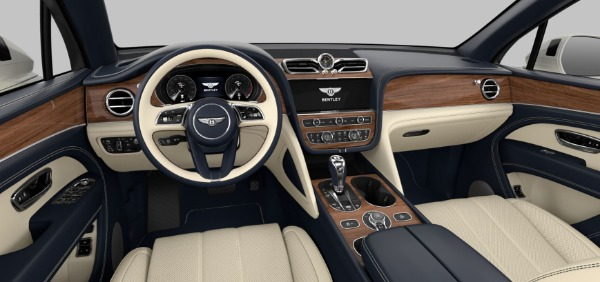 New 2021 Bentley Bentayga V8 for sale $204,855 at Bentley Greenwich in Greenwich CT 06830 6