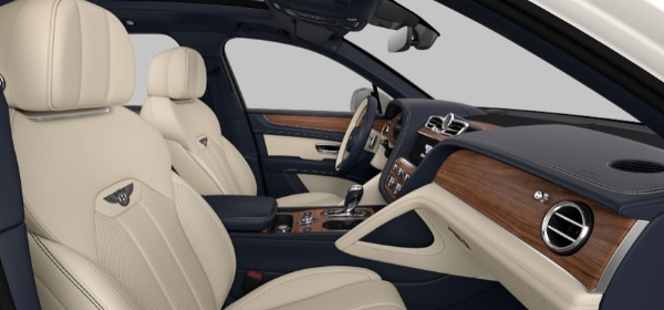 New 2021 Bentley Bentayga V8 for sale $204,855 at Bentley Greenwich in Greenwich CT 06830 7
