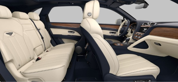 New 2021 Bentley Bentayga V8 for sale $204,855 at Bentley Greenwich in Greenwich CT 06830 9