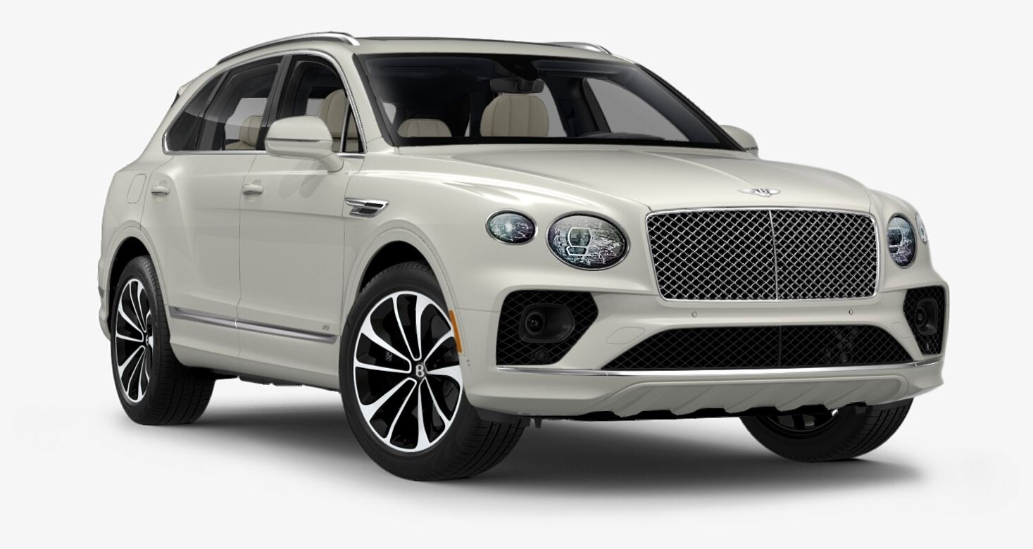 New 2021 Bentley Bentayga V8 for sale $204,855 at Bentley Greenwich in Greenwich CT 06830 1