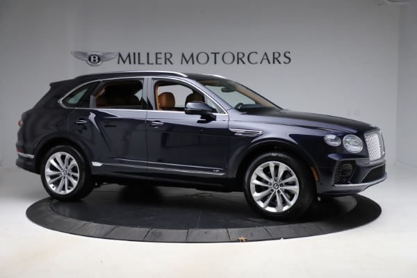 New 2021 Bentley Bentayga V8 for sale $203,205 at Bentley Greenwich in Greenwich CT 06830 10