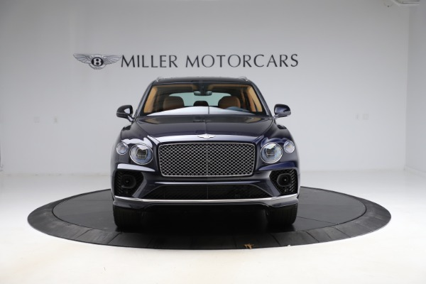 New 2021 Bentley Bentayga V8 for sale $203,205 at Bentley Greenwich in Greenwich CT 06830 12