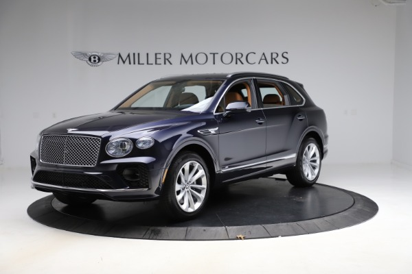 New 2021 Bentley Bentayga V8 for sale $203,205 at Bentley Greenwich in Greenwich CT 06830 2