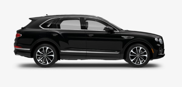 New 2021 Bentley Bentayga V8 for sale $207,765 at Bentley Greenwich in Greenwich CT 06830 2