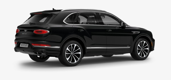 New 2021 Bentley Bentayga V8 for sale $207,765 at Bentley Greenwich in Greenwich CT 06830 3