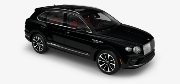 New 2021 Bentley Bentayga V8 for sale $207,765 at Bentley Greenwich in Greenwich CT 06830 5
