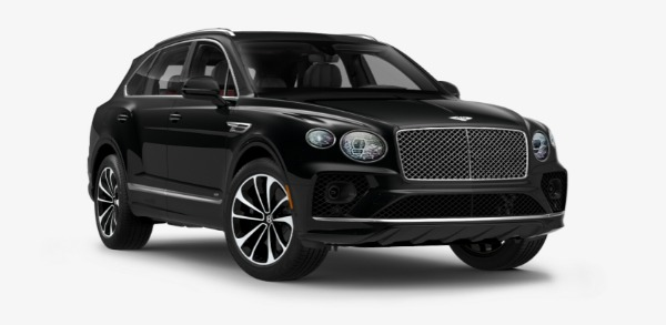 New 2021 Bentley Bentayga V8 for sale $207,765 at Bentley Greenwich in Greenwich CT 06830 1