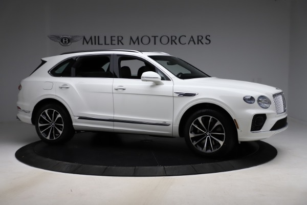 New 2021 Bentley Bentayga V8 for sale Sold at Bentley Greenwich in Greenwich CT 06830 10