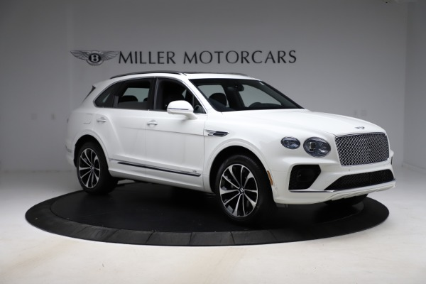 New 2021 Bentley Bentayga V8 for sale Sold at Bentley Greenwich in Greenwich CT 06830 11
