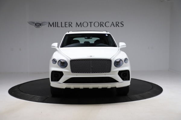 New 2021 Bentley Bentayga V8 for sale Sold at Bentley Greenwich in Greenwich CT 06830 12