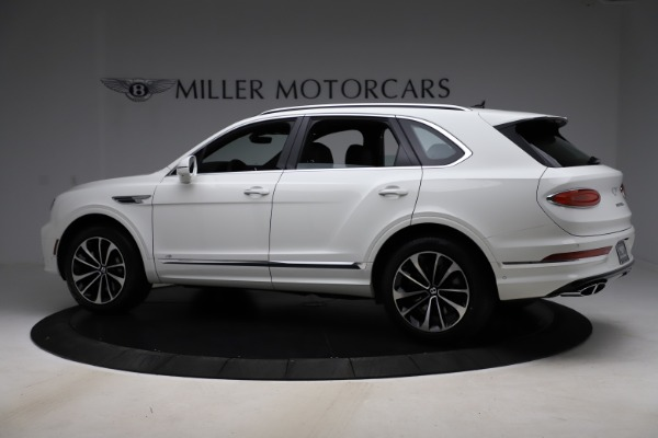 New 2021 Bentley Bentayga V8 for sale $207,765 at Bentley Greenwich in Greenwich CT 06830 4