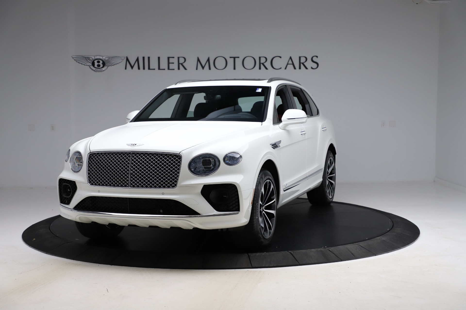 New 2021 Bentley Bentayga V8 For Sale Special Pricing Bentley Greenwich Stock B1541