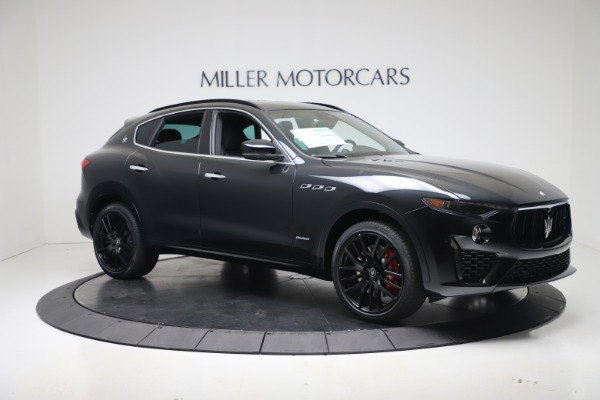 New 2020 Maserati Levante S Q4 GranSport for sale $102,985 at Bentley Greenwich in Greenwich CT 06830 10