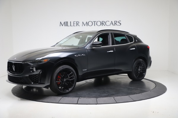 New 2020 Maserati Levante S Q4 GranSport for sale $102,985 at Bentley Greenwich in Greenwich CT 06830 2