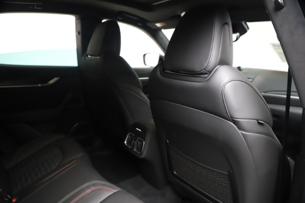 New 2020 Maserati Levante S Q4 GranSport for sale $102,985 at Bentley Greenwich in Greenwich CT 06830 28