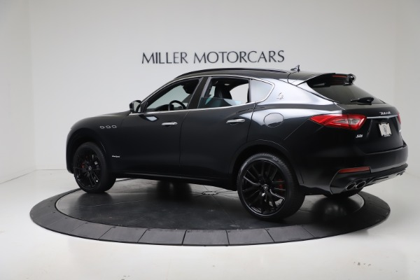 New 2020 Maserati Levante S Q4 GranSport for sale $102,985 at Bentley Greenwich in Greenwich CT 06830 4
