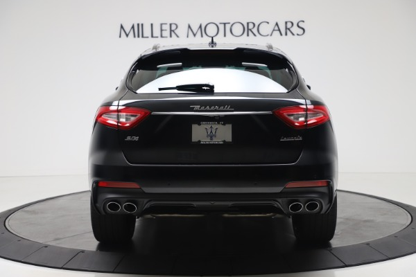 New 2020 Maserati Levante S Q4 GranSport for sale $102,985 at Bentley Greenwich in Greenwich CT 06830 6