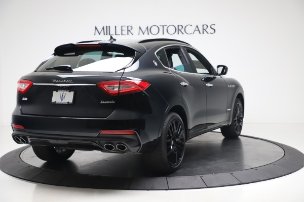 New 2020 Maserati Levante S Q4 GranSport for sale $102,985 at Bentley Greenwich in Greenwich CT 06830 7