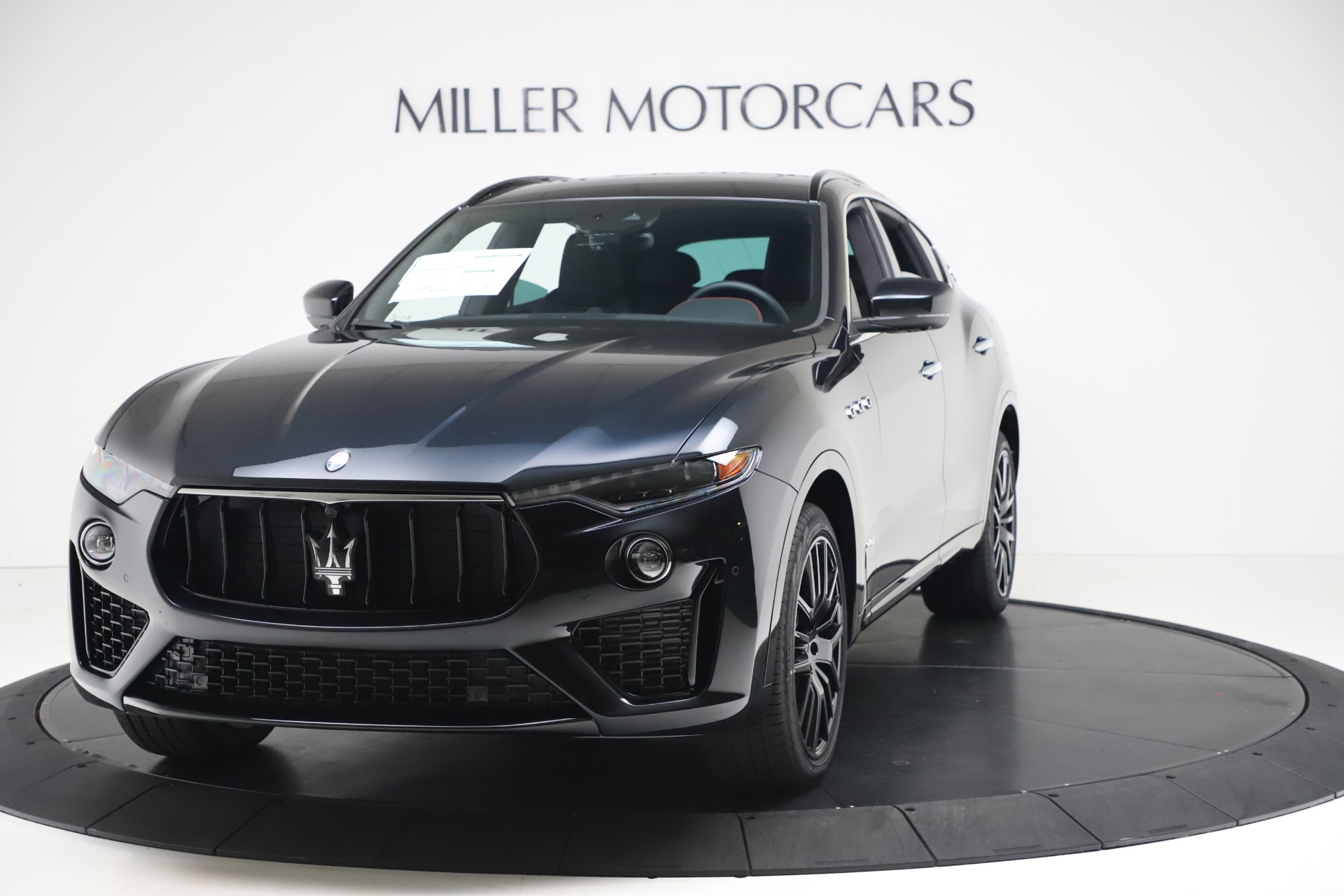 New 2020 Maserati Levante S Q4 GranSport for sale $102,985 at Bentley Greenwich in Greenwich CT 06830 1