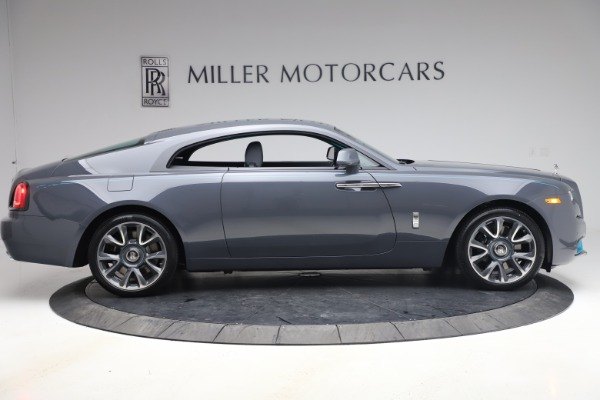 New 2021 Rolls-Royce Wraith KRYPTOS for sale Sold at Bentley Greenwich in Greenwich CT 06830 10