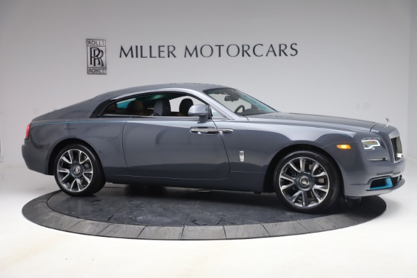 New 2021 Rolls-Royce Wraith KRYPTOS for sale Sold at Bentley Greenwich in Greenwich CT 06830 11