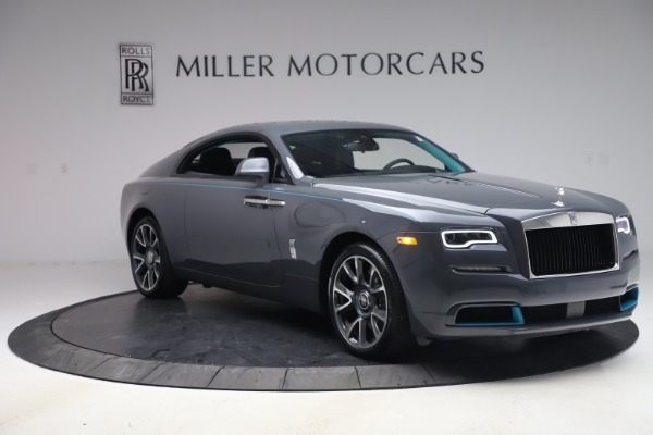 New 2021 Rolls-Royce Wraith KRYPTOS for sale Sold at Bentley Greenwich in Greenwich CT 06830 12