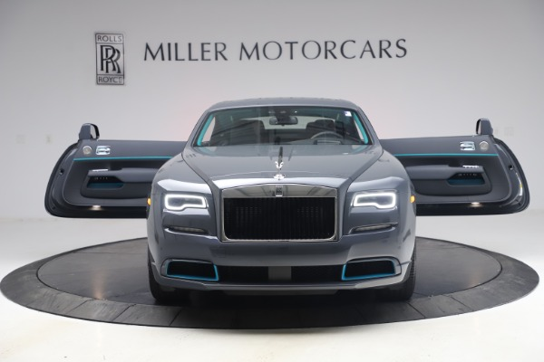 New 2021 Rolls-Royce Wraith KRYPTOS for sale Sold at Bentley Greenwich in Greenwich CT 06830 13