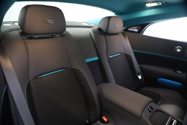 New 2021 Rolls-Royce Wraith KRYPTOS for sale Sold at Bentley Greenwich in Greenwich CT 06830 18
