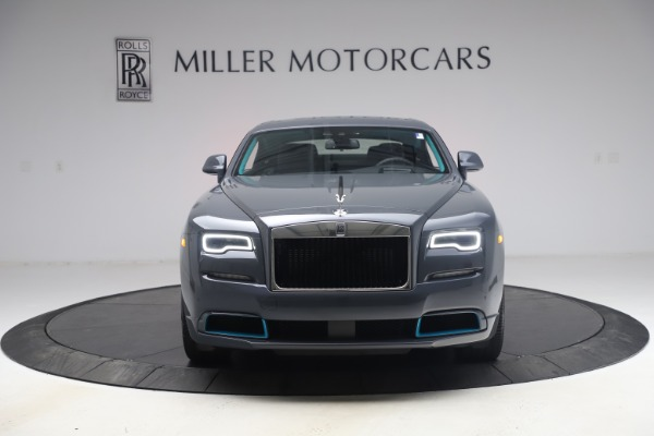 New 2021 Rolls-Royce Wraith KRYPTOS for sale Sold at Bentley Greenwich in Greenwich CT 06830 2