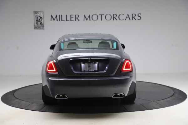 New 2021 Rolls-Royce Wraith KRYPTOS for sale Sold at Bentley Greenwich in Greenwich CT 06830 7