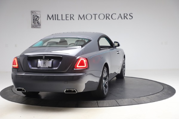 New 2021 Rolls-Royce Wraith KRYPTOS for sale Sold at Bentley Greenwich in Greenwich CT 06830 8