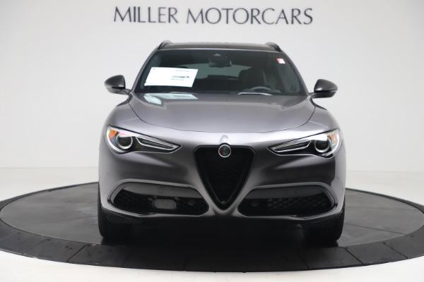 New 2020 Alfa Romeo Stelvio Ti Sport Q4 for sale $55,995 at Bentley Greenwich in Greenwich CT 06830 12