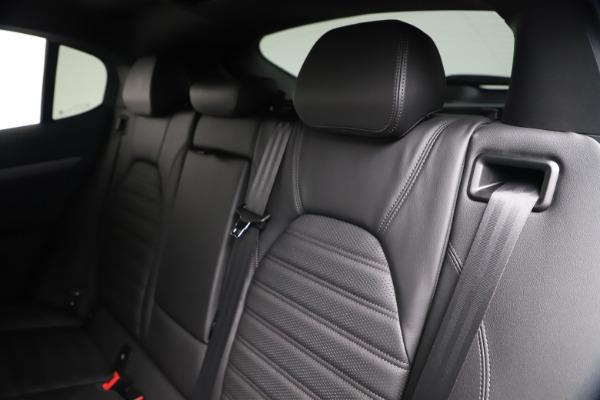 New 2020 Alfa Romeo Stelvio Ti Sport Q4 for sale $55,995 at Bentley Greenwich in Greenwich CT 06830 18