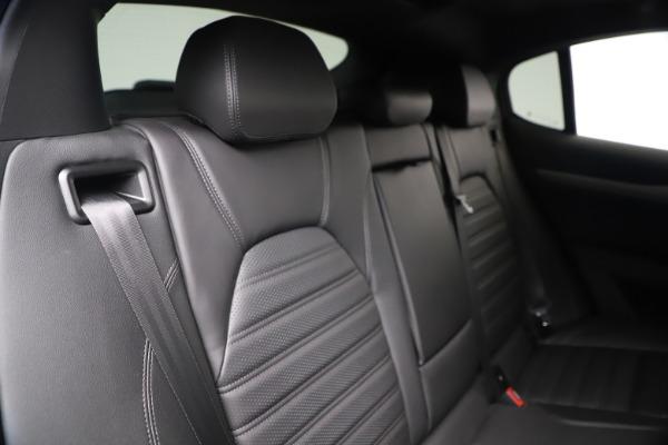 New 2020 Alfa Romeo Stelvio Ti Sport Q4 for sale $55,995 at Bentley Greenwich in Greenwich CT 06830 26