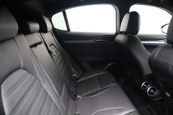 New 2020 Alfa Romeo Stelvio Ti Sport Q4 for sale $55,995 at Bentley Greenwich in Greenwich CT 06830 27