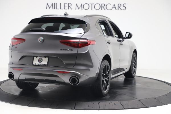 New 2020 Alfa Romeo Stelvio Ti Sport Q4 for sale $55,995 at Bentley Greenwich in Greenwich CT 06830 7