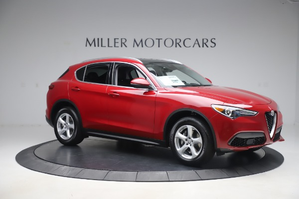 New 2020 Alfa Romeo Stelvio Q4 for sale $47,645 at Bentley Greenwich in Greenwich CT 06830 10