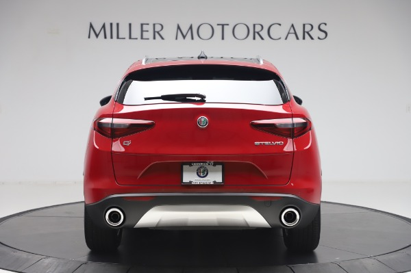 New 2020 Alfa Romeo Stelvio Q4 for sale $47,645 at Bentley Greenwich in Greenwich CT 06830 6