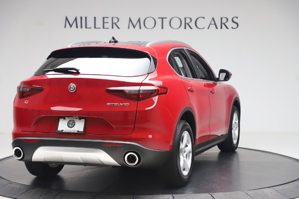 New 2020 Alfa Romeo Stelvio Q4 for sale Sold at Bentley Greenwich in Greenwich CT 06830 7
