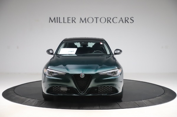 New 2020 Alfa Romeo Giulia Ti Q4 for sale $49,745 at Bentley Greenwich in Greenwich CT 06830 13