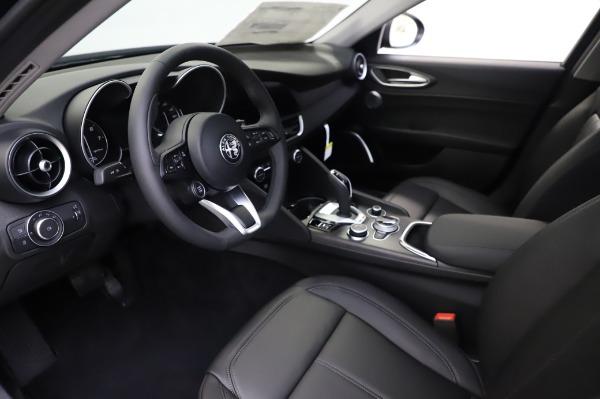 New 2020 Alfa Romeo Giulia Ti Q4 for sale $49,745 at Bentley Greenwich in Greenwich CT 06830 14