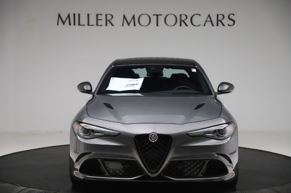 New 2020 Alfa Romeo Giulia Quadrifoglio for sale $87,445 at Bentley Greenwich in Greenwich CT 06830 12