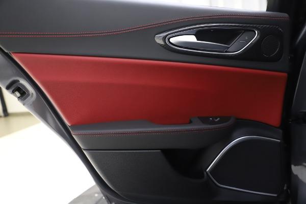 New 2020 Alfa Romeo Giulia Quadrifoglio for sale $87,445 at Bentley Greenwich in Greenwich CT 06830 20