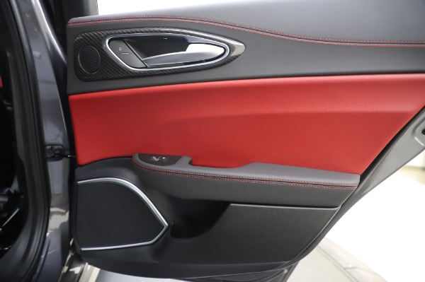 New 2020 Alfa Romeo Giulia Quadrifoglio for sale $87,445 at Bentley Greenwich in Greenwich CT 06830 28