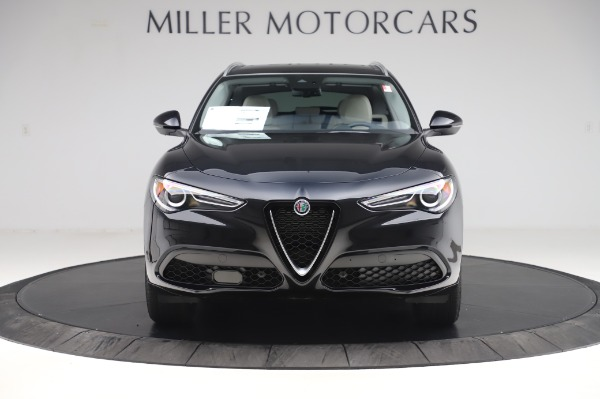 New 2020 Alfa Romeo Stelvio Ti Q4 for sale Sold at Bentley Greenwich in Greenwich CT 06830 12