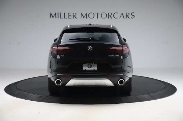 New 2020 Alfa Romeo Stelvio Ti Q4 for sale $50,895 at Bentley Greenwich in Greenwich CT 06830 6